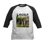 Lincoln Nebraska Kids Baseball Jersey
