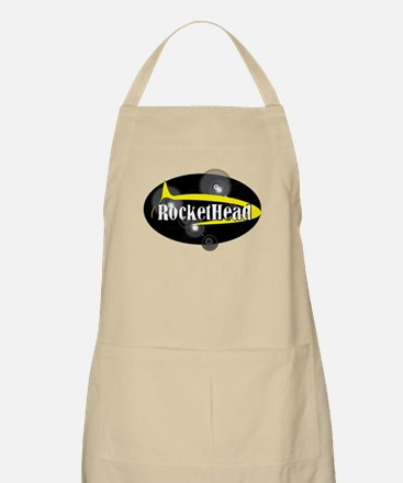 Official RocketHead Gear! BBQ Apron