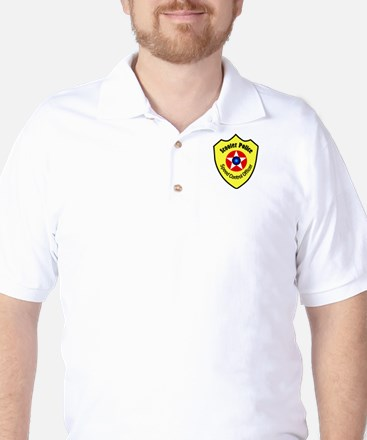 Scooter Police Golf Shirt