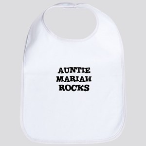 AUNTIE MARIAH ROCKS Bib