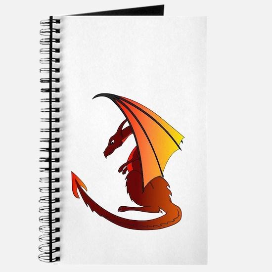 Celtic Welsh Red Dragon Notebooks Celtic Welsh Red Dragon Journals