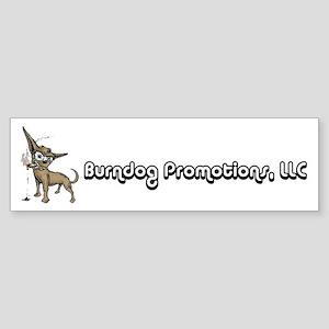 Burndog Bumper Sticker