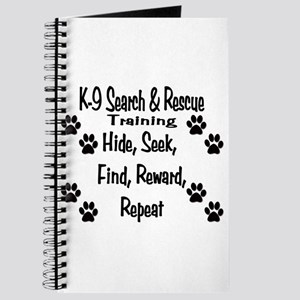 K-9 SAR Journal