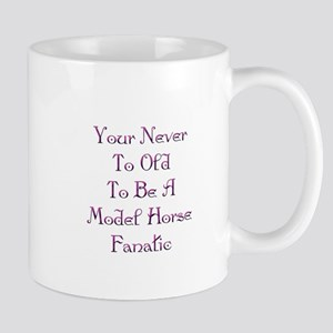 Never Too Old Mug