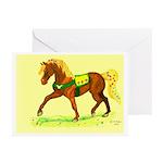 Easter Morgan Horse Greeting Cards (Pk of 20)