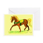 Easter Morgan Horse Greeting Cards (Pk of 10)