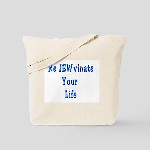 Rosh Hashanah ReJEWvination Tote Bag