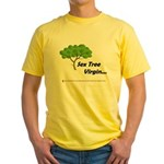 Sex Tree Virgin Yellow T-Shirt