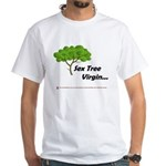 Sex Tree Virgin White T-Shirt