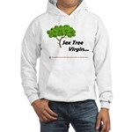 Sex Tree Virgin Hooded Sweatshirt