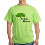 Sex Tree Virgin Green T-Shirt