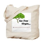 Sex Tree Virgin Tote Bag