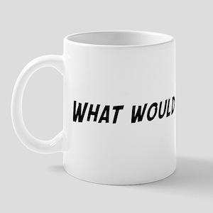 What would Tiffany do? Mug