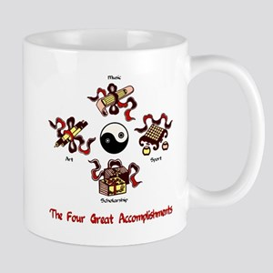 Four Great Accomplishments Mug