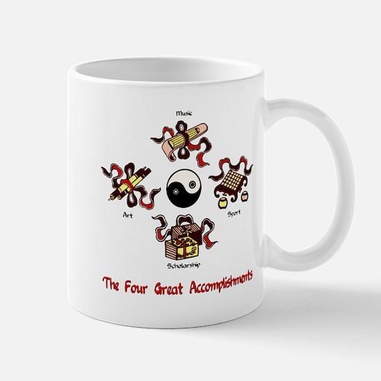 Four Great Accomplishments Mug