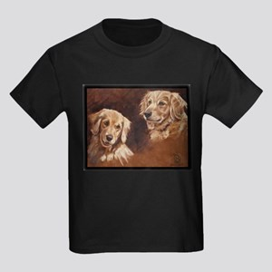 Golden Moments Kids Dark T-Shirt