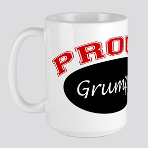 Proud Grumpa Large Mug