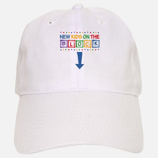 New Kids on the Block Mom Baseball Baseball Cap