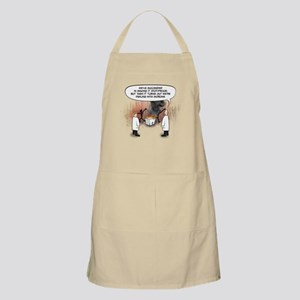 Idiot Proof BBQ Apron