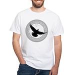 Raven's Cry White T-Shirt