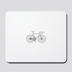 road bike Mousepad
