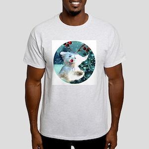 Reindog Ash Grey T-Shirt