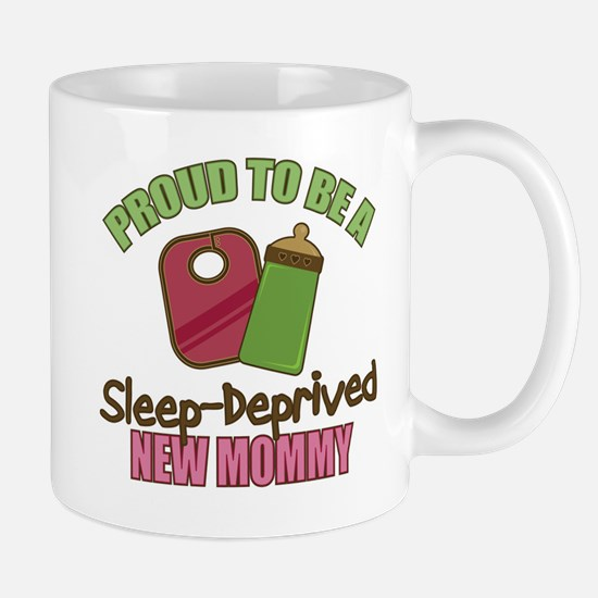 Sleep-Deprived Mom Mug