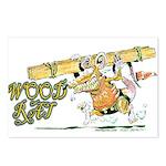 Wood Rat Postcards (Pkg of 8)