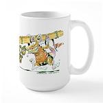 Wood Rat Large Mug