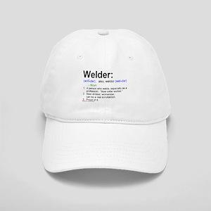 What's a welder Cap