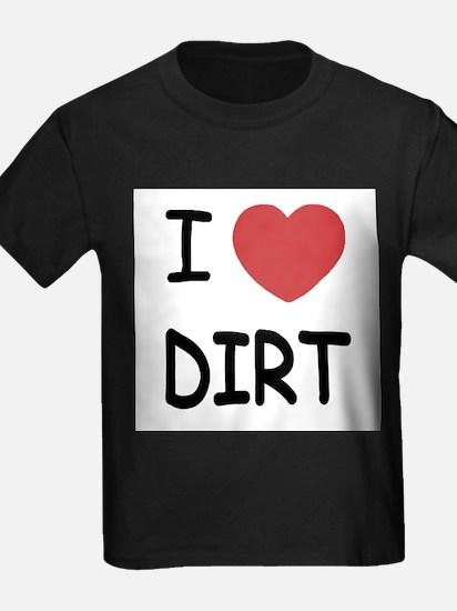 I heart dir T-Shirt