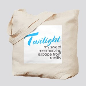 Twilight - Reality Tote Bag