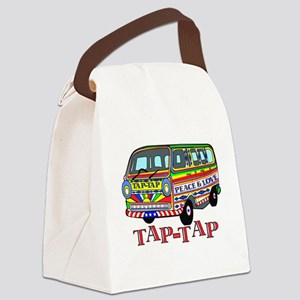 tap tapCLASSIC Canvas Lunch Bag