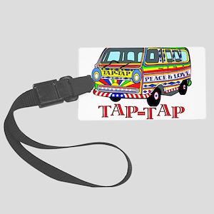 tap tapCLASSIC Large Luggage Tag