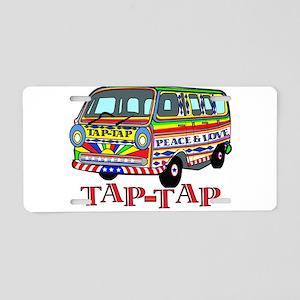 tap tapCLASSIC Aluminum License Plate