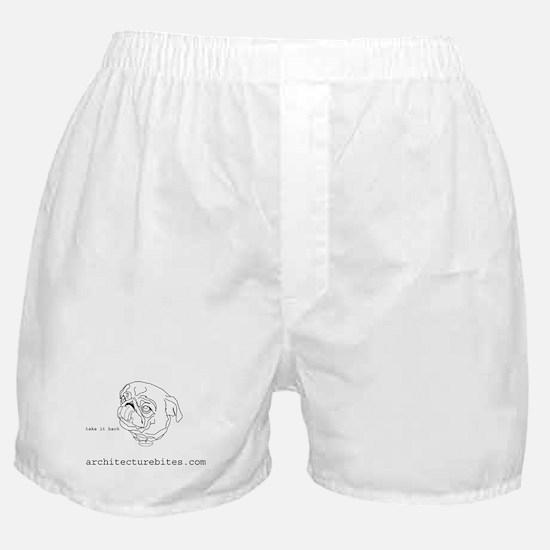 take it back Boxer Shorts