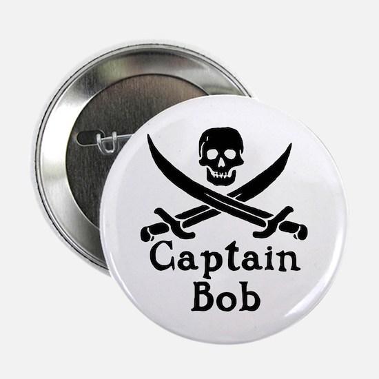 """Captain Bob 2.25"""" Button"""