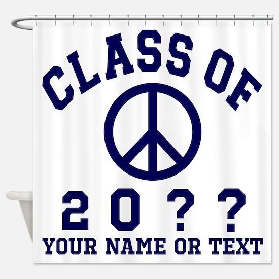 Class of 20?? Shower Curtain