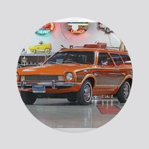 1973 Ford Pinto Ornament (Round)