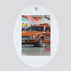 1973 Ford Pinto Oval Ornament