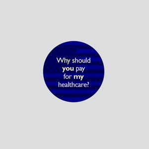 Healthcare Mini Button
