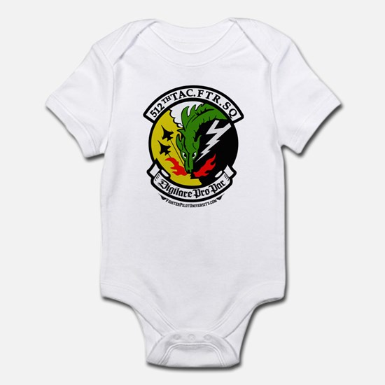 512th TFS Infant Bodysuit