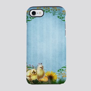 Easter Chickens iPhone 7 Tough Case