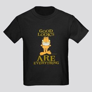 Good Looks are Everything! Kids Dark T-Shirt