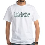Little Brother White T-Shirt