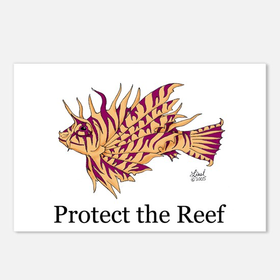 Protect the Reef Postcards (Package of 8)