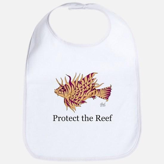 Protect the Reef Bib