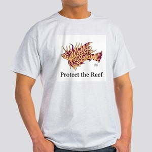Protect the Reef Ash Grey T-Shirt