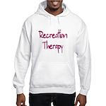 Recreation Therapy Hooded Sweatshirt
