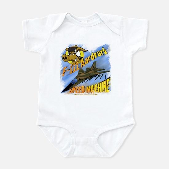 F-111 Infant Bodysuit